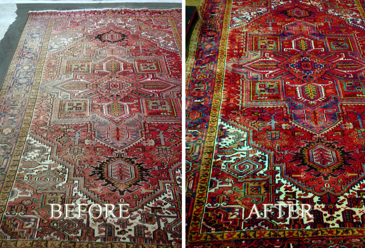 How To Clean A Persian Rug
